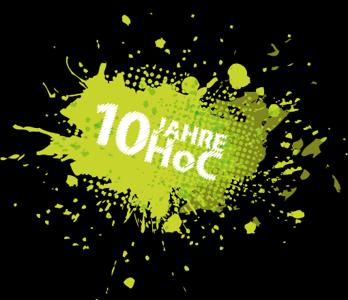 10 Jahre HOC: Professionalisierung von Schlüsselqualifikationsangeboten – Veranstaltung auch für Studierende!